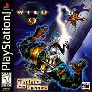 Screenshot Thumbnail / Media File 1 for Wild 9 [NTSC-U]